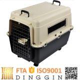 O plástico grande gaiola de cães com boa qualidade