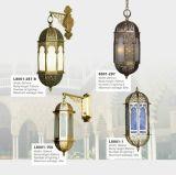 Indicatore luminoso d'ottone antico della parete di progetto dell'hotel (KAL8001-287B)