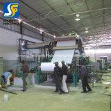 equipo del `de la máquina del papel higiénico de 1092m m al área de Nigeria