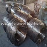 Heißes eingetaucht oder Elctro galvanisierten Eisen-Draht-Fertigung