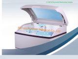 Intelligent 7pulgadas de pantalla táctil en color sangre Coagulometer Analyzer