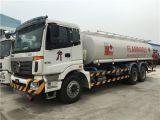 caminhão do depósito de gasolina do petroleiro de petróleo 270HP de 20-25m3 Foton Auman 6X4 para a venda