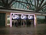 En dehors de P10 LED Affichage du panneau de Dynamic annonces avec CE, FCC, compatible RoHS