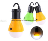 3 LED-Birnen-Zelt-Emergency Lampe