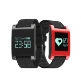Tecnología usable de la pulsera elegante del perseguidor de la actividad, pulsera dinámica de la aptitud del deporte del monitor del ritmo cardíaco