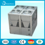 125 Kilowatt-industrielle Rolle-Luft abgekühlter Wasser-Kühler