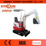 Everun 새 모델 Ere08 소형 굴착기