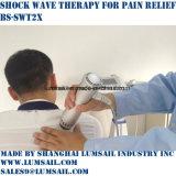 BS-Swt2X de Machine van de Therapie van de Schokgolf van Eswt Extracorporeal van de Hoge Energie
