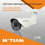 Macchina fotografica fissa Analog Ahd 1080P dell'obiettivo di 2.0megapixel 3.6/6/8mm