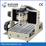 Máquina de grabado de cobre de acrílico del ranurador del CNC del aluminio del metal de madera