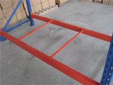 Crémaillère sélectrice de palette de mémoire d'entrepôt en acier lourd en métal