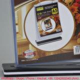 De fabrikant levert de Acryl Materiële Houder Van uitstekende kwaliteit van het Menu