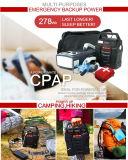 CPAP를 위한 100W에 의하여 변경되는 사인 파동 변환장치 휴대용 태양 발전기