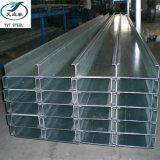 ASTM/Upn/Upe/Ipe/Hea/C H Z 채널 구렁 강철