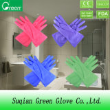 Дешевая перчатка Houseworking домочадца цвета