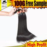 пачки верхних волос ранга 9A новых бразильских прямые