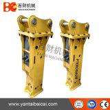 Leise hydraulische Anteile des Unterbrecher-Sb43 an Ningbo (YLB750)