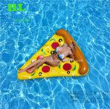 Kan de Aangepaste Zetel van de Bank van de Bank van het Water van de Zomer van de Pizza zijn Opblaasbare