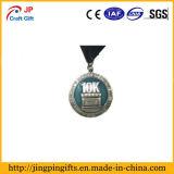 Медаль металла эмали высокого качества восхитительное идущее