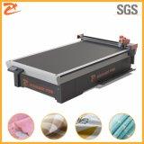 Gewebe-Tischdecke CNC-Ausschnitt-Maschine kein Laser Dieless 2516
