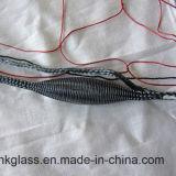 Multifilament redes de enmalle de pesca de nylon con una sola capa (GLN04-2)
