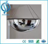 Espejo esférico de acrílico convexo del espejo lleno de la bóveda