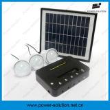 La lumière jusqu'3chambres Système d'énergie solaire