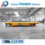Customized carril condutor de equipamentos de manuseio de material de alimentação sobre carris