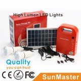 Portable und Hochleistungs- LED Solar Home Lighting Kit System