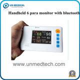 Monitor paciente del parámetro multi Handheld para el control remoto sin hilos
