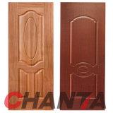 Pele de porta de alta qualidade com certificado FSC e de melhor qualidade
