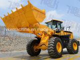 Производитель Lk650 погрузчика горячий продажи с маркировкой CE колесного погрузчика