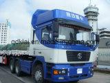 Vrachtwagen Op lange afstand van de Beweging van Dlong van Shacman 6X4 de Eerste