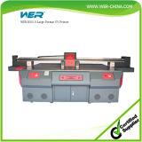 Grand format Haute Qualité UV à plat imprimante (2.5m * 1.22m) avec Ricoh H220 Printhead