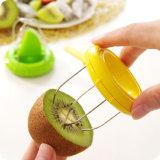 Пластиковый киви ножа для очистки овощей (BR-HP-033)