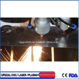 Дешевые нержавеющая сталь и цельной древесины CO2 лазерная резка гравировка машины с двумя главами государств 1300*900мм