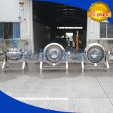 Caldaia rivestita dell'acciaio inossidabile del riscaldamento di vapore (50-1000L)
