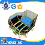 2015novelty Design Criança Toy Popular Trampoline (YL-BC010)