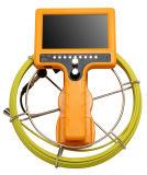 DVR機能のCCTVの管の下水道の下水管の点検カメラシステム