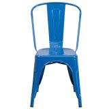 غلّة كرم تجاريّة صناعيّة معدن إطار كرسي تثبيت مطعم مقهى يتعشّى كرسي تثبيت