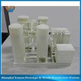 Plastik-Druckenrapid-Prototyp des ABS Teil-3D