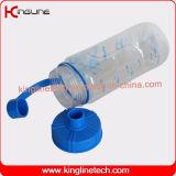 Бутылка воды материала 1000ml новой конструкции tritan с сторновкой (KL-7105)