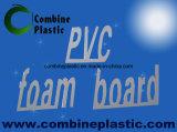 Placa de espuma de PVC de 0,55 para móveis plásticos, gabinete