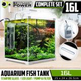 Réservoir de poissons acrylique moderne du modèle DEL
