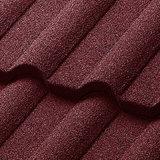 Le bitume Asphalt Shingle tuiles du toit solaire toit recouvert de carrelage en pierre
