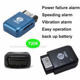 Facile installare l'inseguitore di GPS dell'automobile di Obdii con l'allarme di interruzione di corrente