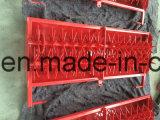Roestvrije Aluminium van de Delen van de Laser van het Metaal van het Staal van de douane het Scherpe