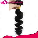 Weave frouxo brasileiro do cabelo humano dos pacotes do cabelo do Virgin da onda