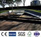 Installation facile Outdoor WPC Decking, revêtements de sol