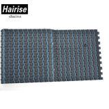 Hairise 1505 pp. materielles modulares Förderband mit Gummi für Nahrung